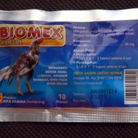 Biomex Isi 10 Kapsul