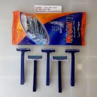 Disposable Razors TREET II Alat Cukur Kumis