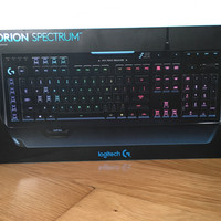 Jual Logitech G910 Orion Spark RGB Mechanical Gaming Keyboard  Murah