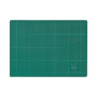 Kokuyo Self-Healing Cutting Mat 3mm - 220mmx300mm - Green