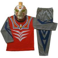 Jual pakaian aksesoris anak Baju Anak Kostum Topeng Superhero Ultraman Murah