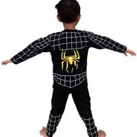 Jual pakaian aksesoris anak Baju Anak Kostum Topeng Superhero Spiderman Murah