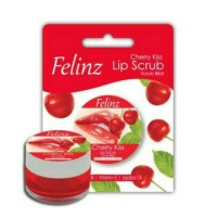 FELINZ LIP SCRUB CHERRY KISS