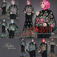 Aisha brocato by Alba fashion