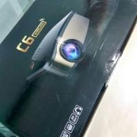 Jual proyektor cheerlux c6 wifi Murah