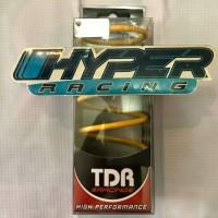 Per CVT TDR Racing 1500 Rpm Beat Scoopy Spacy Karburator Injeksi Fi