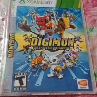 Games Xbox 360 Digimon All Star Rumble