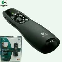 Laser pointer Logitech R400 wireless presenter PPT presentation