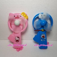 Jual Hello Kitty Doraemon kipas angin hello kitty manual kipas doraemon Murah