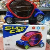 super car speed bio solar future/ mobilan masa depan/ mainan musik