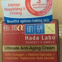 Hada Labo Hadalabo Gokujyun Alpha Ultimate Anti Aging Night Cream 40gr