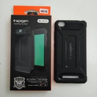 SPIGEN CARBON HP XIAOMI REDMI 4A CASE SOFTCASE BACK XIAOMI REDMI 4A