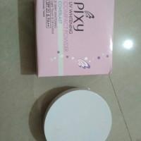 pixy uv whitening compact powder cover Last spf20& pada +++