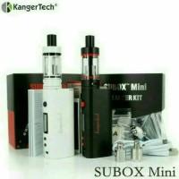 Jual Paket Ngebul Rokok Elektrik KangerTech SUBOX MINI Starter Kit Murah