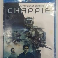 Kaset DVD Bluray Blue Ray Blueray Ori Chappie Murah
