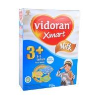 VIDORAN XMART 3+ RASA VANILA 750GR VIDORANT 3 PLUS 3-5 TAHUN