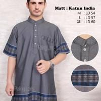 Jual baju koko pakistan gamis baju muslim pria baju taqwa baju sholat ae Murah