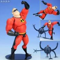 Revoltech Pixar No.004 Mr. Incredible - Japan Ver