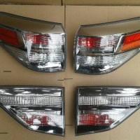 Stoplamp Lexus seri pertama || harga full set