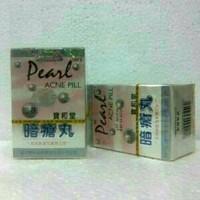 Jual Obat Jerawat Ampuh - Pearl Acne Pill Murah