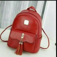tas wanita ransel mini backpack