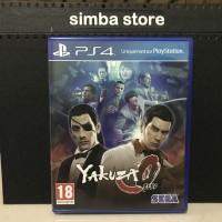 Harga yakuza 0 zero kaset blu ray bd game playstation 4 | Hargalu.com