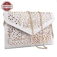 Jual Engaved Envelope Bag Tas selempang wanita import murah Murah
