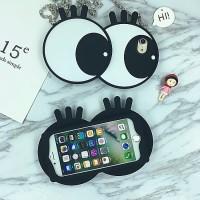 iPhone 6 6s Korea Cute 3D Silicone armor bamper sarung TPU soft case