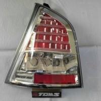 Stop Lamp LED Livina Grand Xgear 2007-2012 Nissan Tail Light Lampu Blk
