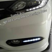 Head Lamp LED HRV Prestige Honda Head Light Lampu Depan Projector New