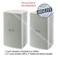 harga Yamaha Passive Speaker Vs 6 Black Or White / Pair Tokopedia.com