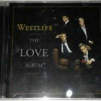 CD Westlife - The Love Album Import