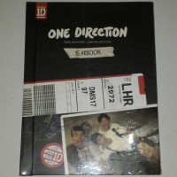 CD One Direction - Take Me Home Yearbook Limited Edition