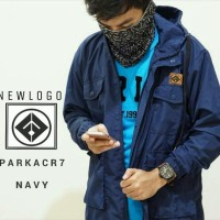 Limited Edition Jaket Parka Nike CR7 / Jaket Anti Air/ JAKET MURAH