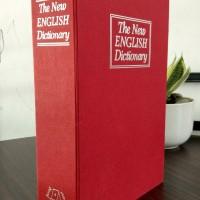 Jual Brankas buku kamus, kotak penyimpanan Murah