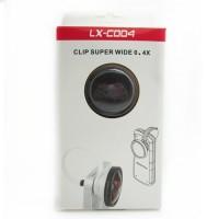 Jual Lesung Universal Clip Super Fisheye Lens 235 Degree for PROMO Murah