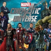 Paket Film Marvel Super Heroes - Avengers, Guardian of Galaxy, dll