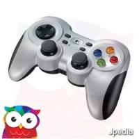 Jual LOGITECH Wireless Gamepad F710 Silver Perak Murah