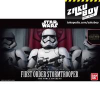 Jual Bandai Star Wars - 1/12 First Order Stormtrooper / Storm Trooper Murah