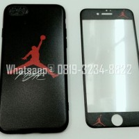 Iphone 7 Soft Case Casing 360 Cover Gambar Basket Free Temper GLASS