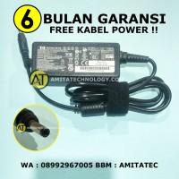 Adaptor Charger ORIGINAL Netbook 19V 1.58A 30W HP Mini 110 210 Series