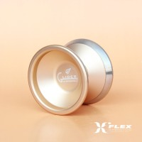 Professional Aluminium Stainless Yoyo Empire Glider - Gold