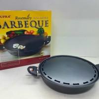 Jual Supra Barbeque Grill Pan 32 cm / Panci Panggangan Murah