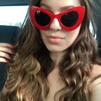 Jual Fashion Women Cat Eye Retro Vintage Sunglasses Murah