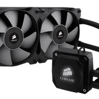 Corsair Hydro Series H100i Extreme Performance Liquid CPU Cooler