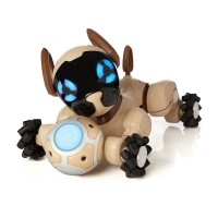WowWee CHiP Robot Toy Dog (Chocolate Version)
