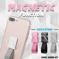 Jual Perlengkapan Rumah Finger Grip&Stand Phone Magnetic Function - Murah