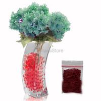 Jual grosir Hidroponik Hidrogel Hydrogel Warna RED Merah 5 gr 10400 Murah