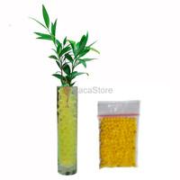 Jual terbaru Hidroponik Hidrogel Hydrogel Warna Kuning Yellow 5 gr Murah