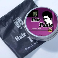 Jual Maya Hair Paste Sheen & Hold  FREE Pouch Premium + Sisir + Pulpen Murah